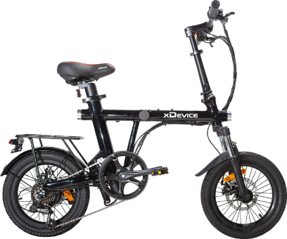 Велогибрид xDevice xBicycle U