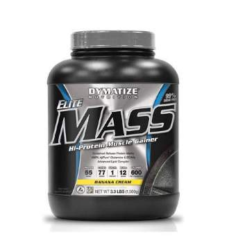 Dymatize Elite Mass Gainer 1500 гр