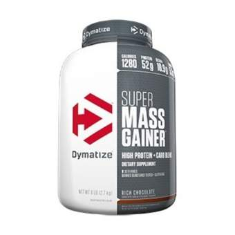 Dymatize Super Mass Gainer 2720 гр / 6lb / 2.72 кг