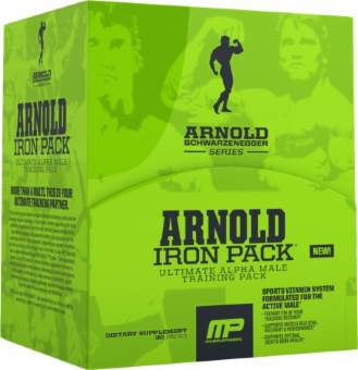 Musclepharm Iron Pack Arnold Series 30 пак / 30 порций