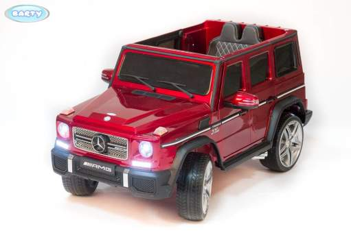 Электромобиль Barty Mercedes-Benz G65 AMG 12V/7AH
