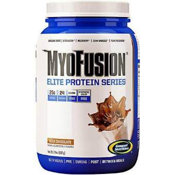 Gaspari Nutrition MyoFusion Elite 907 гр / 2lb
