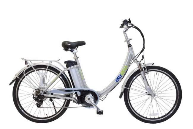 Велогибрид ELTRECO VECTOR 350W
