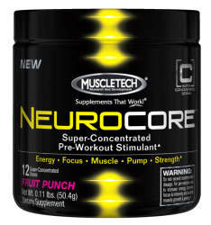 Muscletech Neurocore 171 гр / 45 порций