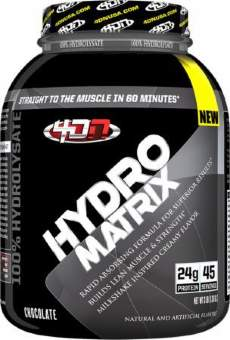 4 dimension nutrition Hydro Matrix 3 lbs / 1350гр