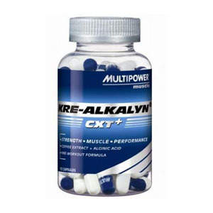Multipower Kre-Alkalyn CXT+ 102 кап