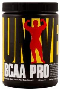 Universal Nutrition BCAA pro 100 капс. / 100 caps