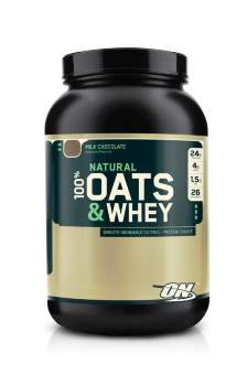 Optimum Nutrition 100% Natural Oats & Whey 1363 гр.