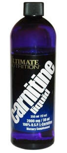 Ultimate Nutrition Carnitine Liquid 355 мл