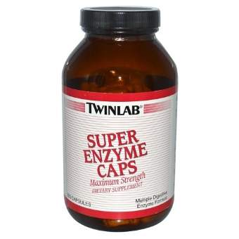 Twinlab Super Enzyme 200 caps