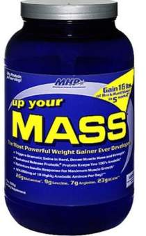 Mhp Up Your Mass 908 гр / 2lb