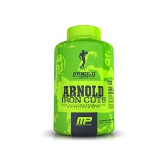 Musclepharm Iron Cuts Arnold Series 120 капc / 120 caps