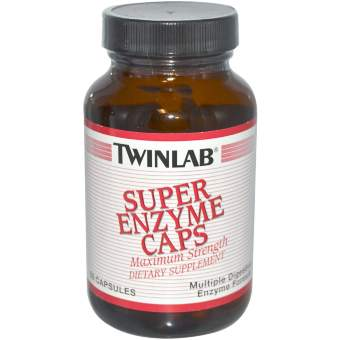 Twinlab Super Enzyme 50 caps