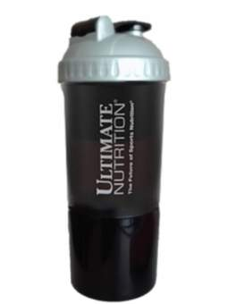 Ultimate Nutrition Shaker Шейкер 3 в 1 600 мл