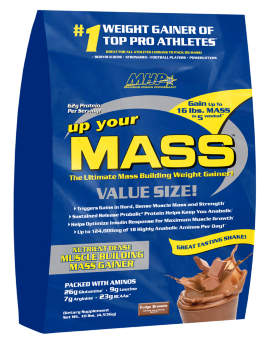 Mhp Up Your Mass 4536 гр / 10lb / 4.53кг
