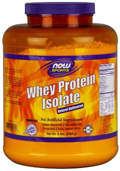 Now Whey Isolate 2268 гр / 5lb / 2.26кг