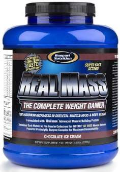 Gaspari Nutrition Real Mass 2700 гр