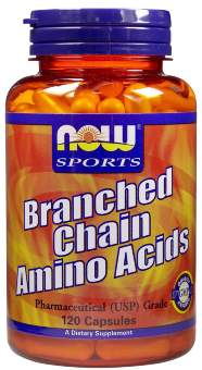 Now sports Branched Chain Amino Acids 240 капс
