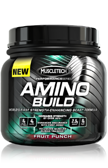 MuscleTech Amino Build 270 гр / 0.58lb