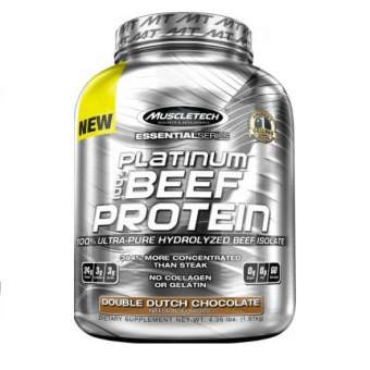 MuscleTech Beef Iso 1816 гр / 4lb / 1.81кг
