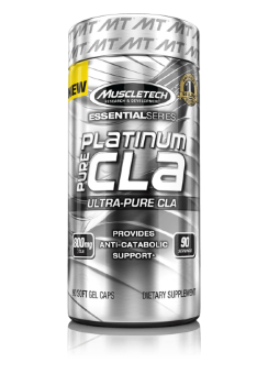 Muscletech Essential Platinum CLA 90 caps / 90 капс