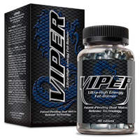 Dymatize Viper Ultra-High Energy Fat Burner 90 таб