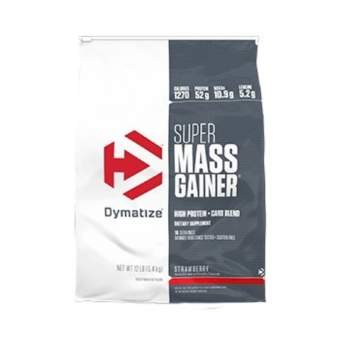 Dymatize Super Mass Gainer 5443 гр / 12lb / 5.43 кг