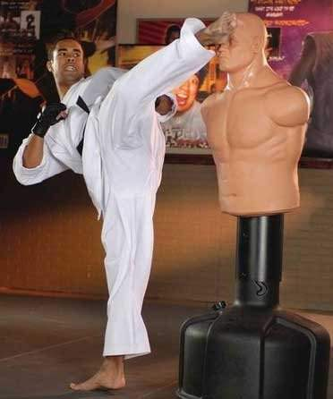 Манекены для бокса своими руками 633