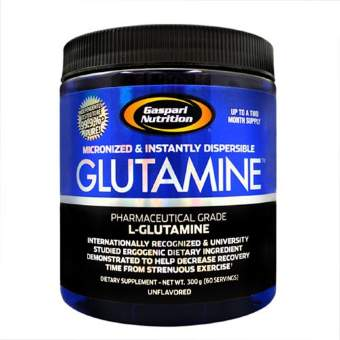 Gaspari Glutamine Powder 300 гр / 300 g