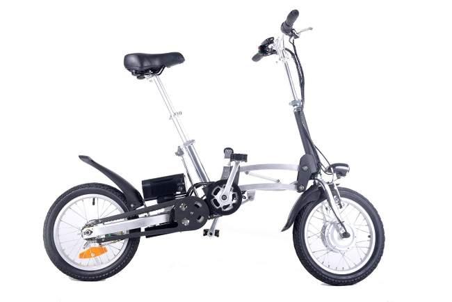 Велогибрид Ecoffect Cameo Shrinker 250