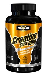 Maxler Creatine Caps 1000 100 капc / 100 caps