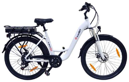 Велогибрид iconBIT E-BIKE K9