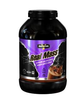 Maxler Real Mass 4000 1500 гр / 3.3lb / 1.5кг