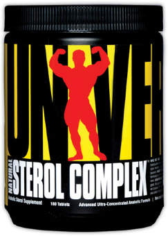 Universal nutrition Natural Sterol Complex 90 таб. / 90 tab
