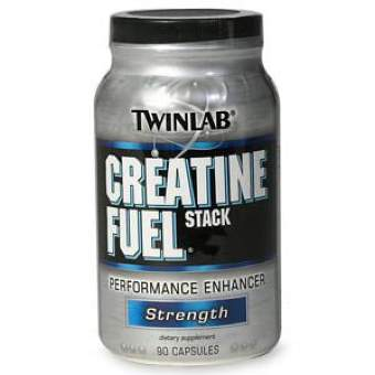 Twinlab Creatine Fuel Stack 180 капс / 180 caps