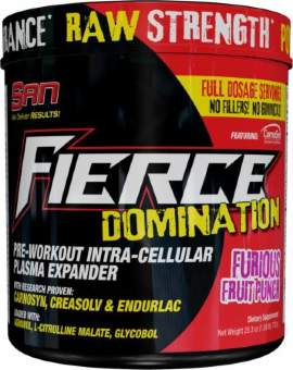 San Fierce Domination 718 гр / 40 порций