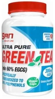 San Ultra Pure Green Tea 60 капс / 60 caps