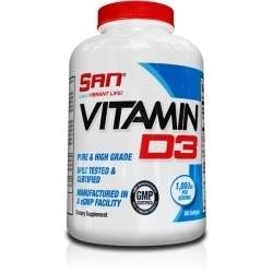 San Vitamin D3 180 softgels / 180 капс