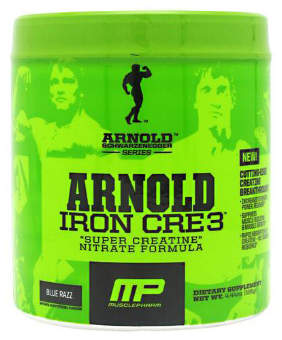 Musclepharm Iron CRE3 Arnold Series 127 гр / 30 порций