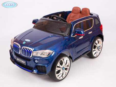 Электромобиль Barty BMW X5 (M555MP) кузов F-15 performance