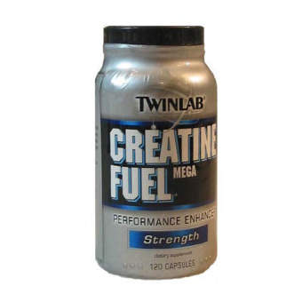Twinlab Mega Creatine Fuel 120 капс