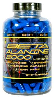 Scifit Beta Alanine 1000 Softgels 180 капс