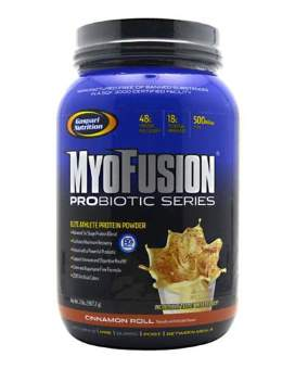 Gaspari Nutrition MyoFusion Probiotic 908 гр